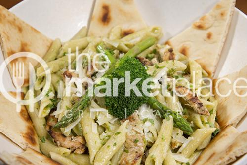 PESTO -  CHICKEN PENNE